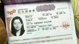 Denied Japan Visa