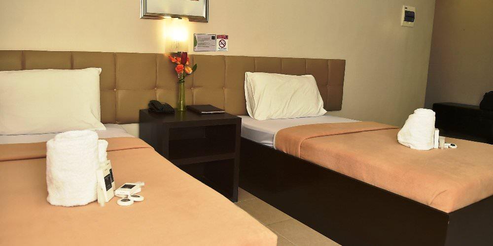 Best budget hotel in General Santos