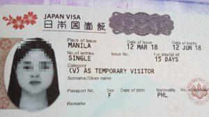 Denied Japan Visa on Philippine PAssport