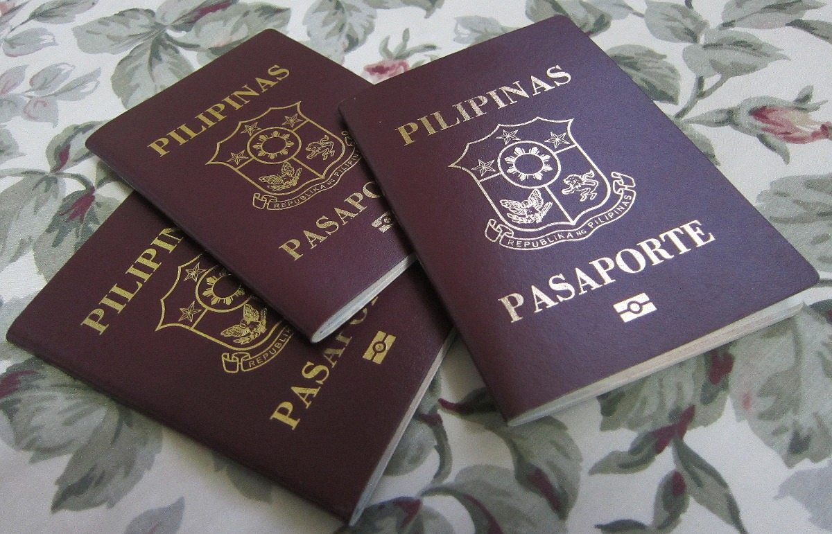 EFFECTIVE TODAY: Philippine Passport is now valid for 10